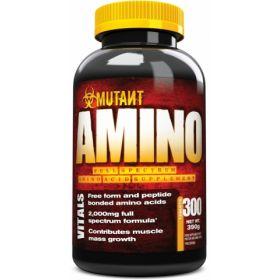 Аминокислоты Mutant Amino 300 таблеток