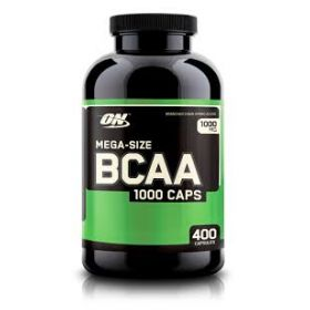 Optimum Nutrition BCAA 1000 (400 капсул)