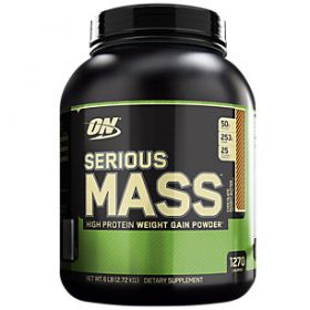 Гейнер Optimum Nutrition Serious Mass (2.722кг)