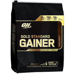 Гейнеры Optimum Nutrition Gold Standard Gainer (4.67кг)