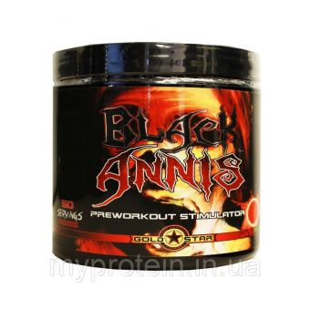 Энергетик Gold Star Black Annis (300 гр )