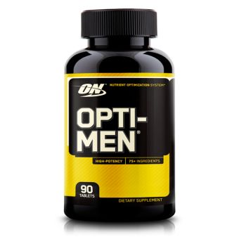Витамины Optimum Nutrition Opti-Men 90 таблеток