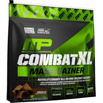 Гейнер Muscle Pharm Combat XL Mass Gainer (5.5кг)