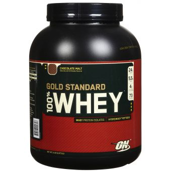 Протеин изолят Optimum Nutrition Whey Gold Standard 100% (2,3 кг)
